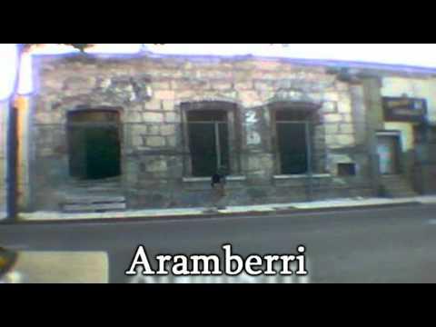 La casa de Aramberri (una casa fantasma)