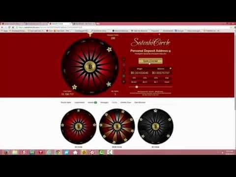 Bitcoin Casino Review Satoshi Circle