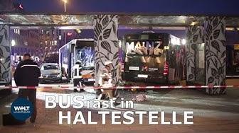 WIESBADEN: 16 Verletzte bei seltsamen Unfall mit Bussen und Autos