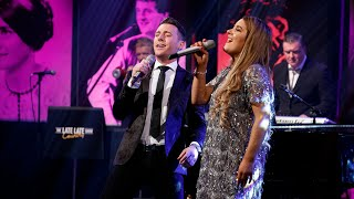 """Nathan Carter & Clodagh Lawlor perform """"Shallow""""   The Late Late Show   RTÉ One"""