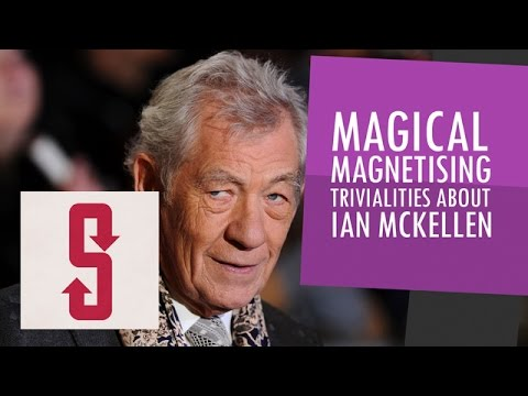 Magical, Magnetising Trivialities About Ian McKellen
