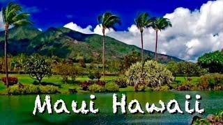 Maui Hawaii, Iao Valley, Seven Sacred Pools, Road to Hana, Black Sand Beach