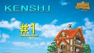Animal Crossing 19/09/2012 #1 Episode Pilot - GameCube