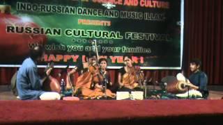 akkarai sisters violin duet nagumomu ganaleni swaram russian cultural festival dec 2011