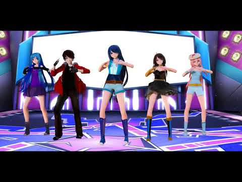 One Last Time (MMD) +Models DL