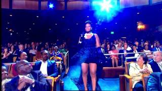 "FANTASIA ON TAKING THE STAGE ""OBAMA"