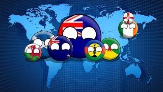 COUNTRYBALLS   Будущее Мира   1 сезон 4 серия   Война за свободу