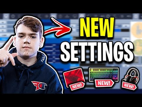 Mongraal's Fortnite Chapter 2 Settings, Keybinds And Setup (UPDATED)