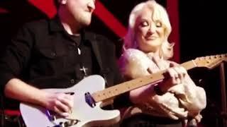 'Texas' guitar solo
