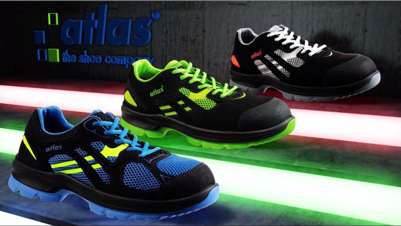 size 40 3a9bb 7ba19 atlas Schuhe - FLASH