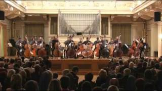 Czech Christmas Carols Mix ( silent night) - Brno double bass orchestra arg.Prof Miloslav Jelinek