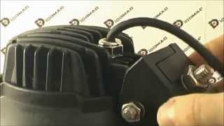 Автомобильный светодиодный прожектор 45W(Автомобильный светодиодный прожектор 45W ..., 2014-04-03T19:01:18.000Z)