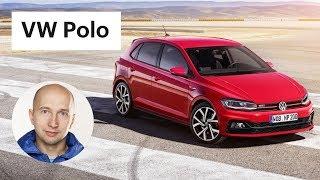Фольксваген Поло 2018 - почему он лучше Гольфа (new Volkswagen Polo) / обзор