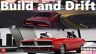 Forza Horizon 4: Dodge Charger RT Drift Build and Freeroam (EXCLUSIVE GAMEPLAY)