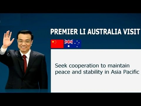 Premier Li Keqiang leaves for Australia on official visit