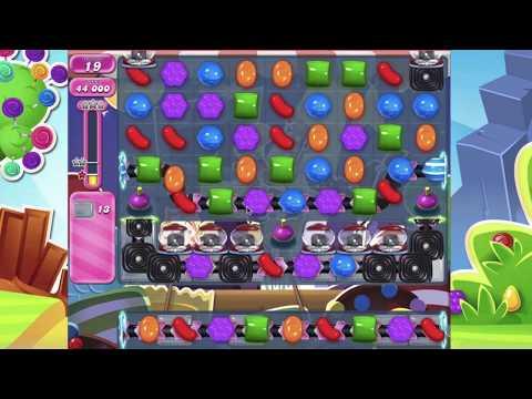 Candy Crush Saga Level 2526  No Booster  HARD LEVEL