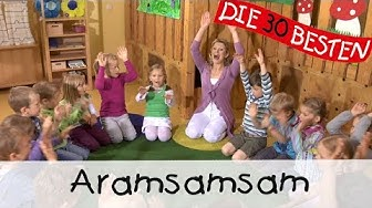 Aramsamsam - Singen, Tanzen und Bewegen || Kinderlieder