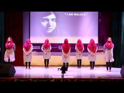 I AM  MALALA YOUSAFZAI // LIFE STORY DRAMA // prize winning drama act