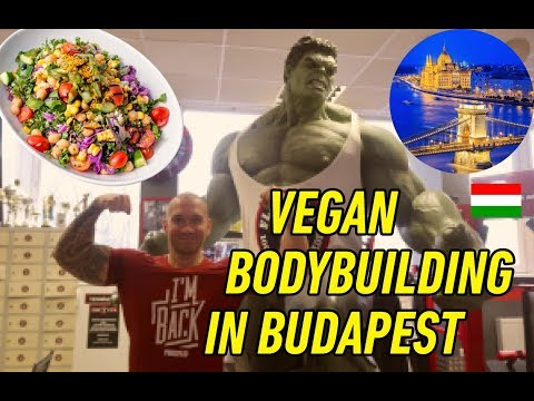 BUDAPEST Vegan Food & Bodybuilding | #FranWorldTour