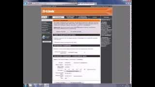 Настройка Роутера D link DIR 300(На видео вы увидите как можно настроить роутер фирмы Dlink dir 300/NRU Ссылка на канал автора:http://www.youtube.com/channel/UCKLBAY..., 2014-10-22T16:55:36.000Z)