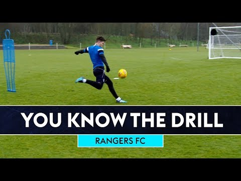 Josh Windass Scores AMAZING Volley! | Rangers | You Know The Drill
