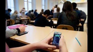 المدارس الفرنسية تمنع رسمياً الهواتف النقالة (تفاصيل)