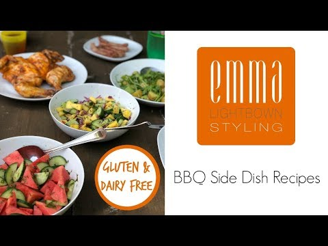 Gluten Free BBQ Side Dishes
