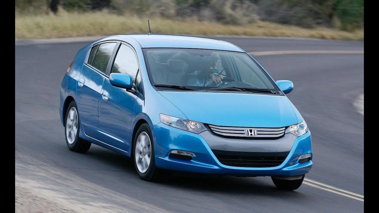 2009 Honda Insight Ex Road Test Car And Driver