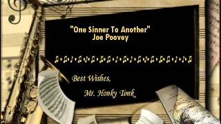 One Sinner To Another Joe Poovey