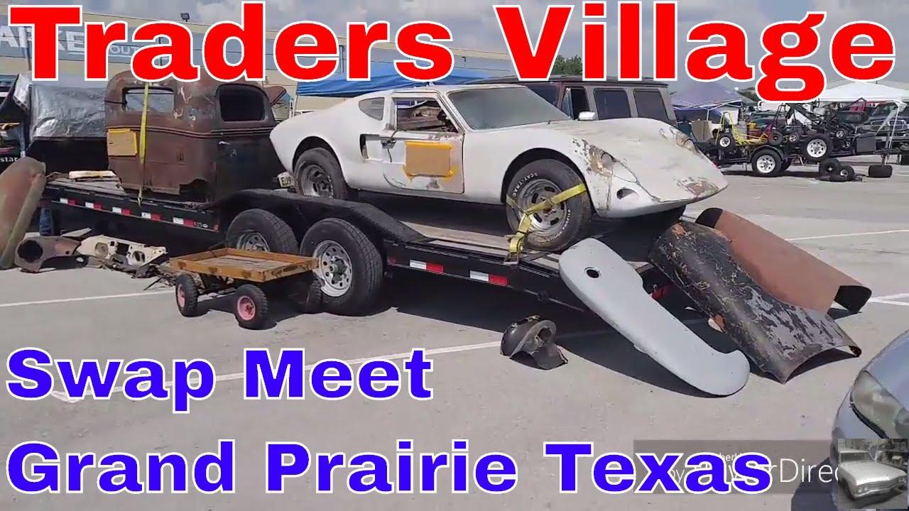 Trader\'s Village Swap Meet - YouTube