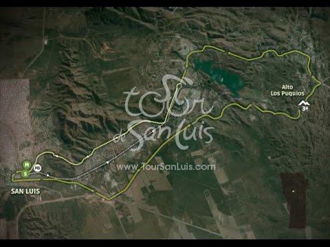 ETAPA 7: SAN LUIS - SAN LUIS (119,6KM)