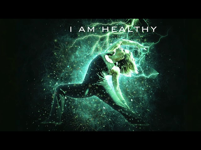I Am Healthy, Strong and Resilient - Affirmations To Strengthen The Immune System