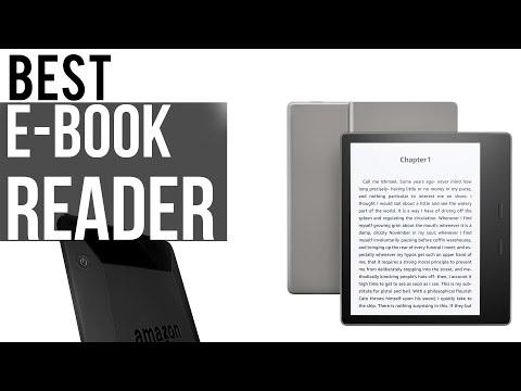 TOP 4: Best  E Book Readers in 2018 - Tech Bee 🐝
