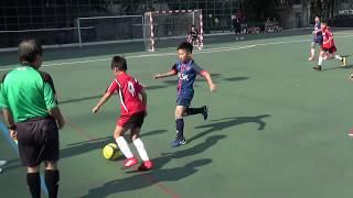 Publication Date: 2017-10-24 | Video Title: 2017-2018年度全港小學校際五人足球比賽 男子組淘汰賽