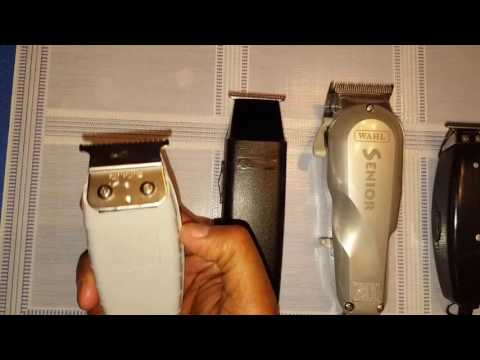 Sharpened Andis Trimmers,  Wahl Clippers For Sale