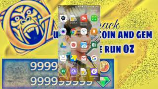 How To Hack Temple Run OZ ... Unlimited Coin And Gem Hack