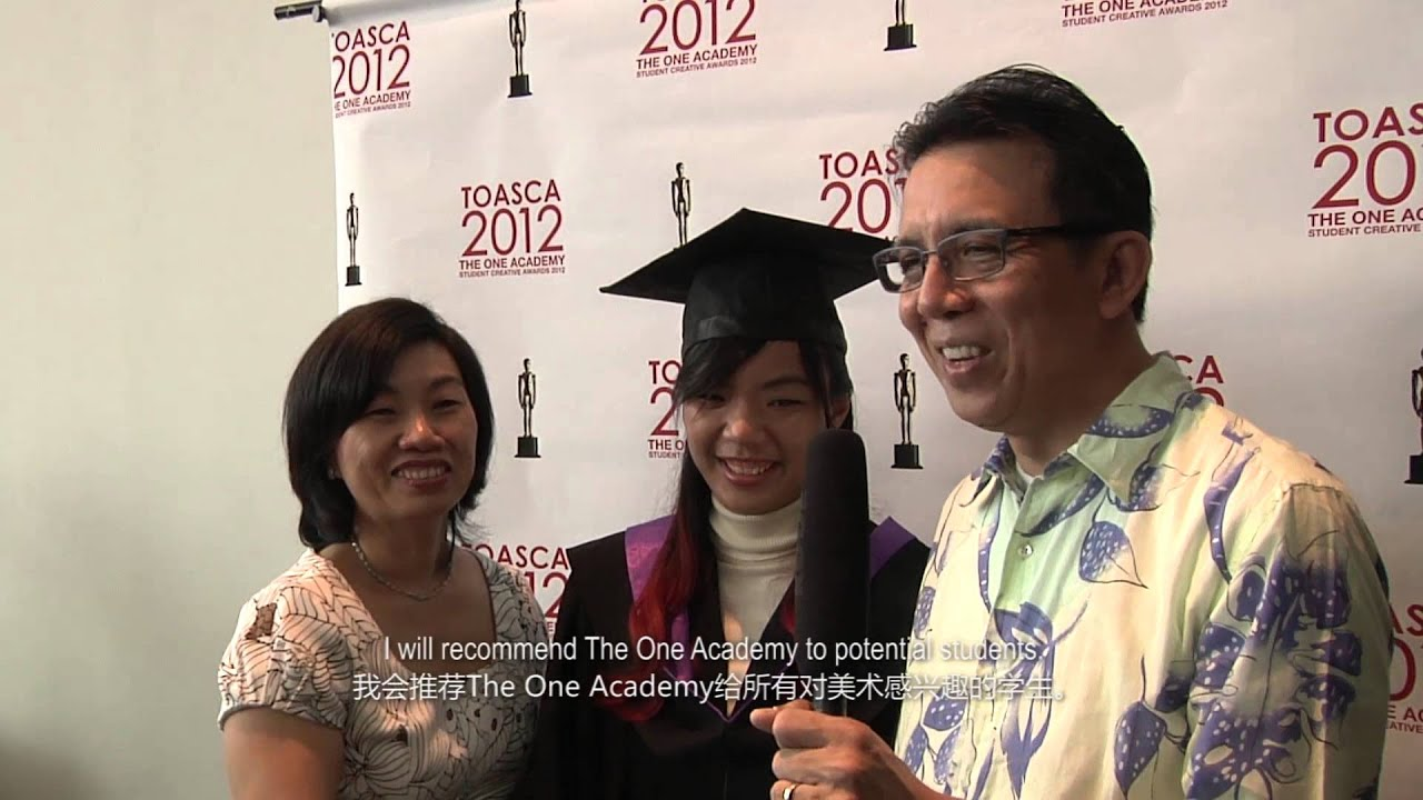 Parents Students Graduation Interview 2013 Youtube