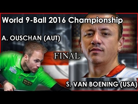 ►FINAL World 9 Ball 2016 Championship◄