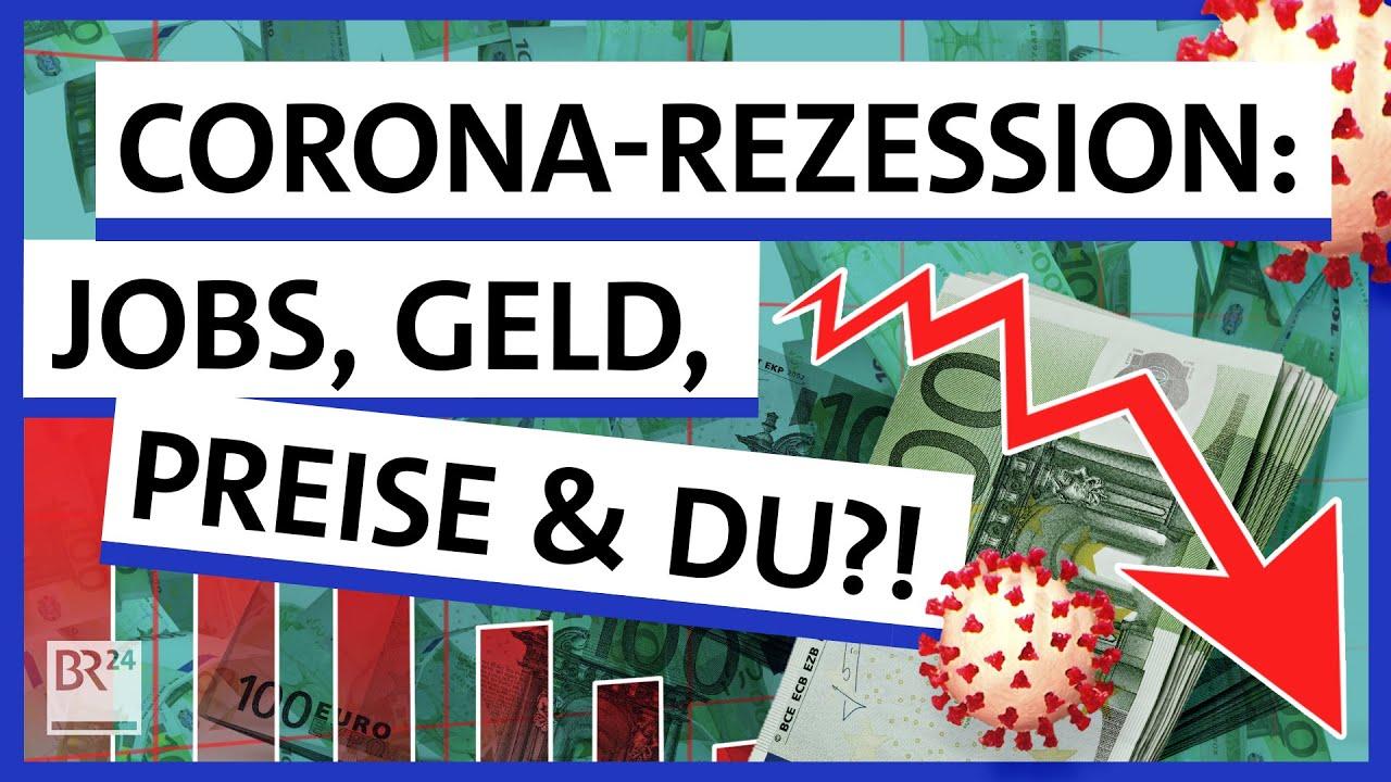 Rezession durch Corona: Was bedeutet eine Wirtschaftskrise für mich?