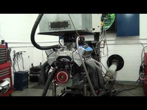 565 Nitrous Series Drag Race Engine (Edwin Dominguez)