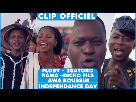 Dicko Fils _ 2Batoro _ Rama _  Awa Boussim - Floby Independance Day - [Clip Officiel] 2015