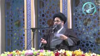 السید عادل العلوي 1 رمضان 1435 تفسیر دعاء مکارم الأخلاق