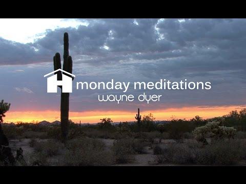 Sound Meditation for Manifesting by Dr. Wayne Dyer