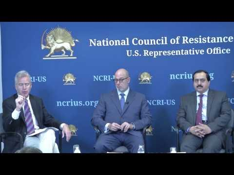 Panel Highlights Iranian Regime's Extensive Involvement in Syria War