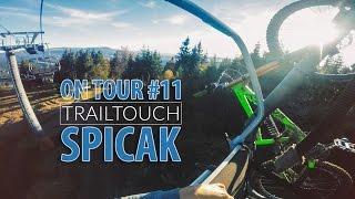 Spicak Bikepark Shredding - On Tour #11 - TrailTouch