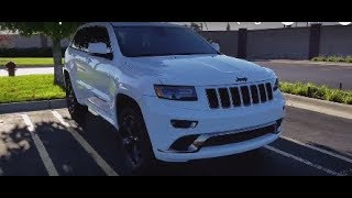 2015 Jeep Grand Cherokee Overland (High Altitude) - In-Depth Owner's Review