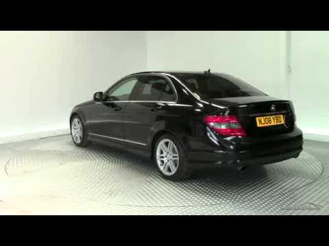 2008 mercedes c class c230 sport youtube for Mercedes benz c230 2008