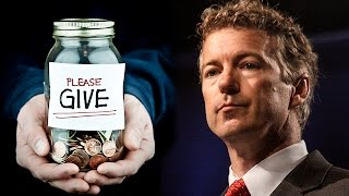 Rand Paul Needs a Rich Friend to Make 2016 Happen