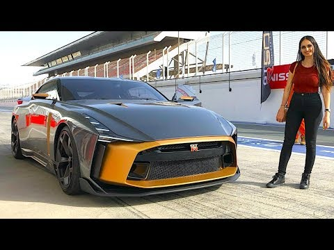 THE WORLDS FIRST $1.2 Million NISSAN GTR-50 !!!