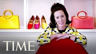 Kate Spade Found Dead Of Apparent Suicide In New York City Apartment | TIME thumbnail